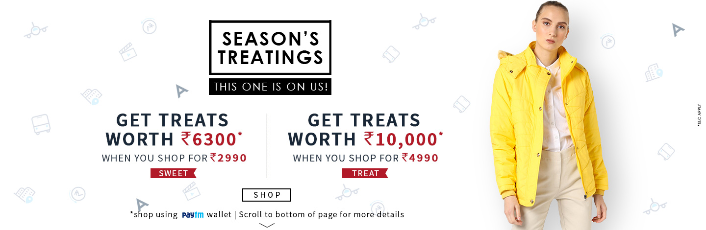 Seasons Treating offers