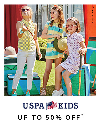 The Sparkling Sale: Kids Offer