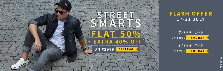 Fresh Styles offer