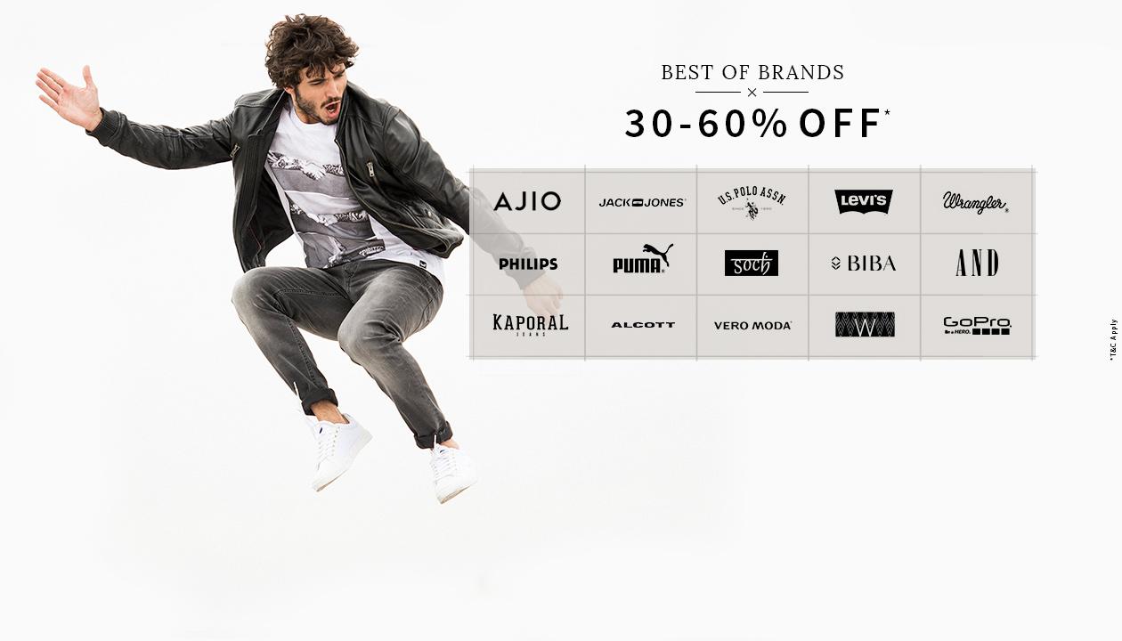 Ajio offers