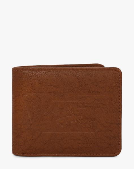 Bi-Fold Wallet By Vans ( Brown )
