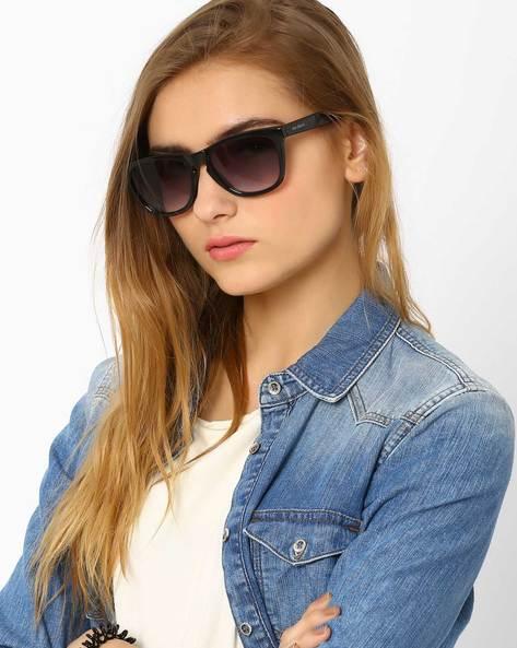 Wayfarer Sunglasses By Joe Black ( Charcoal )
