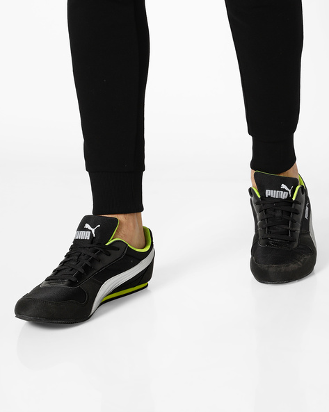 Superior DP Casual Shoes By Puma ( Black )