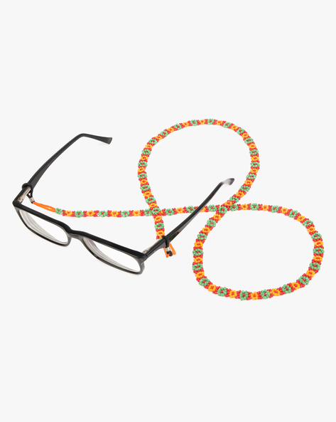 Beaded String For Eye-Wear By Indie Picks ( Multi )