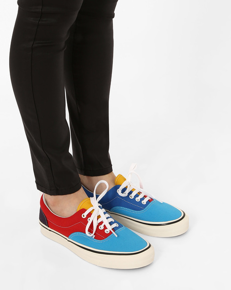 Limited Edition Casual Sneakers By Vans ( Multi ) - 460030499003