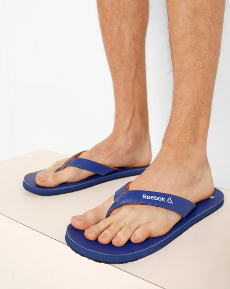 Advent Flip-Flops With Signature Branding By Reebok ( Blue )