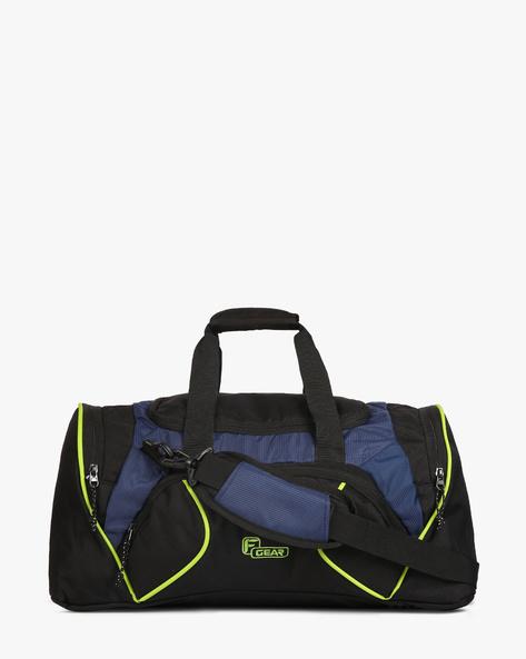 Metro Multipurpose Duffle Bag By F-GEAR ( Green )