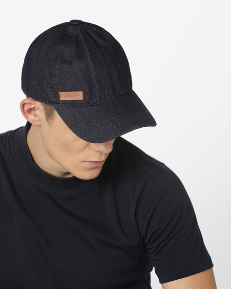 Baseball Cap With Signature Branding By WRANGLER ( Indigo )