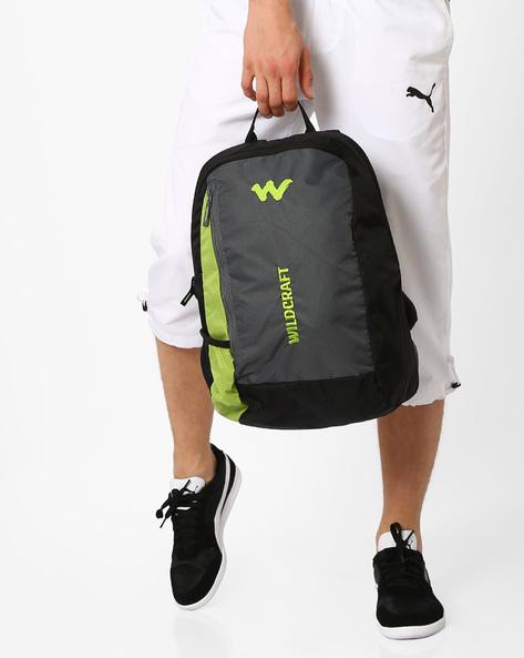 Streak Backpack By Wildcraft ( Green )