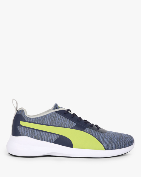 Styx Evo IDP Panelled Casual Shoes By Puma ( Navyblue )