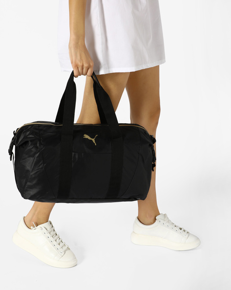 Fit At Workout Gym Bag By Puma ( Black )