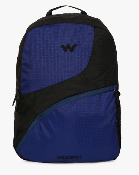 Water-Resistant Laptop Backpack By Wildcraft ( Blue )
