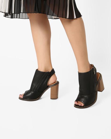 f42b3352e44 Basket-Weave Casual Nagra Shoes With Herringbone Print By AJIO ...