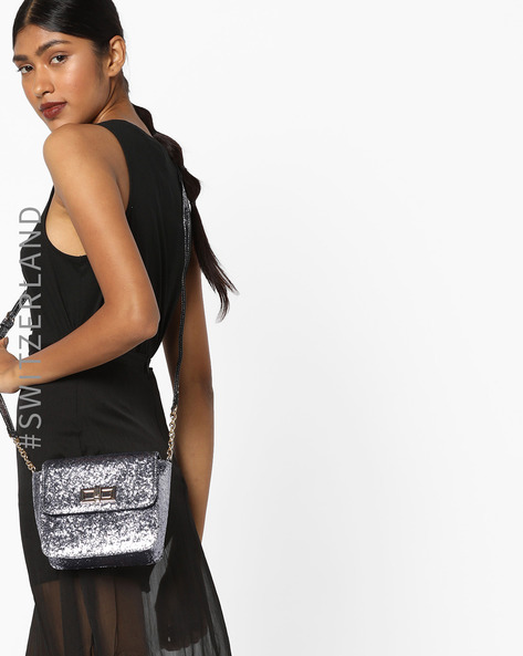 Sling Bag With Sequins By TALLY WEiJL ( Multi )