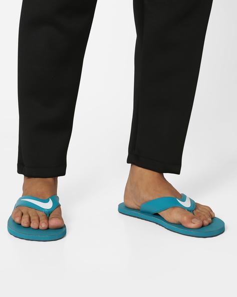 202b98546 Nike Chroma Thong Blue Men Flip Flops - 518226 003 Best Deals With ...