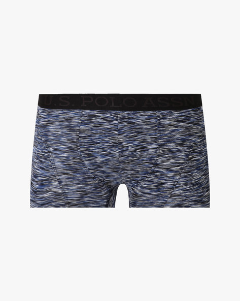 Printed Cotton Trunks By US POLO ( Assorted )