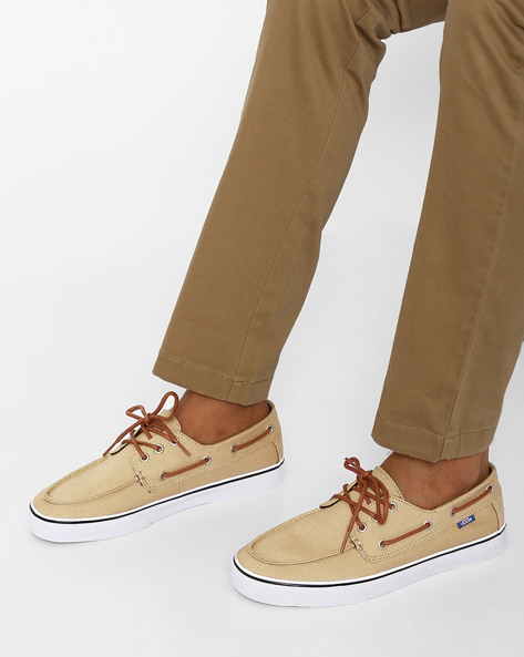 Sneakers With UltraCush Sock Liners By Vans ( Khaki )