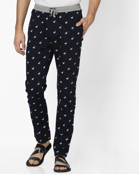 All-Over Print Lounge Pants By Sweet Dreams ( Multi )