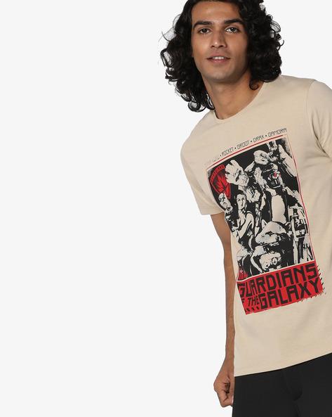 Guardians Of The Galaxy Print T-shirt By Jack & Jones ( Multi )