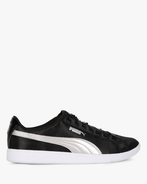 Vikky EP Casual Shoes By Puma ( Black )
