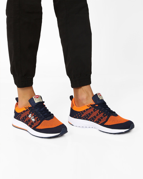 Lace-Up Sports Shoes By Lee Cooper ( Navy )