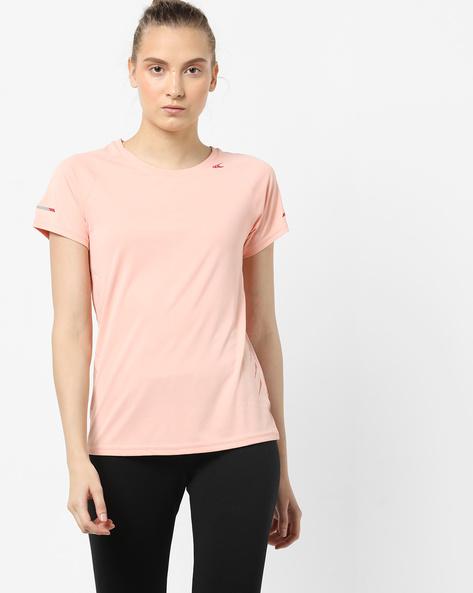 Running T-shirt With Raglan Sleeves By PERFORMAX ( Ltpeach )