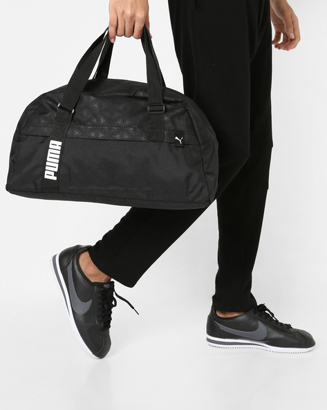 Core Active Sports Duffel Bag By Puma ( Black )