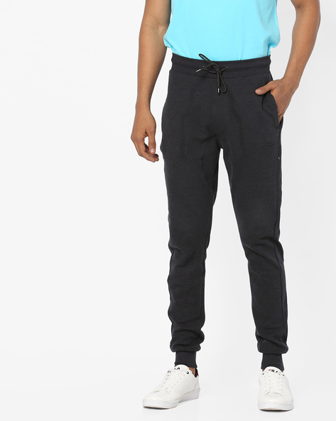 Joggers With Drawstring Fastening By PROLINE ( Charcoal )