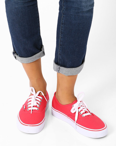 Authentic Casual Shoes By Vans ( Multi ) - 460018448001