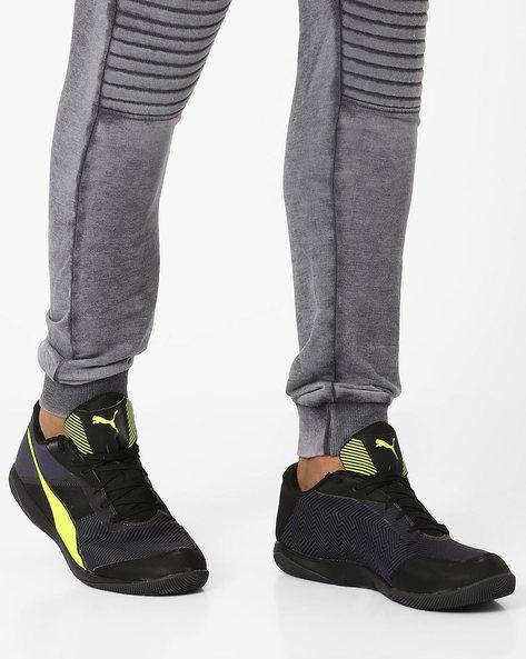 Nevoa Lite Sports Shoes By Puma ( Black )