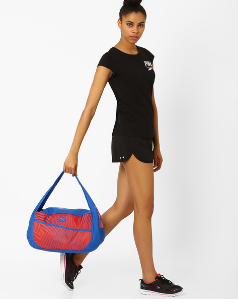 Studio Barrel Bag By Puma ( Multi )