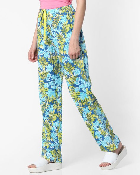 Printed Lounge Set By Heart 2 Heart ( Blue )