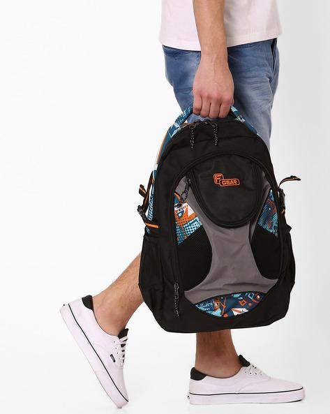 Sniper Light Laptop Backpack By F-GEAR ( Orange )