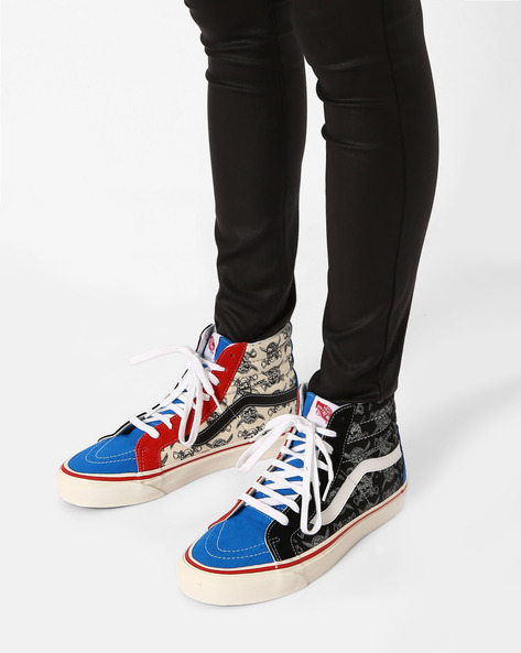 Limited Edition Casual Sneakers By Vans ( Multi ) - 460030505002