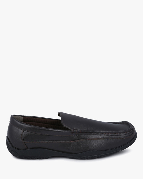 Driver Slip-On Shoes By DEXTER ( Brown )