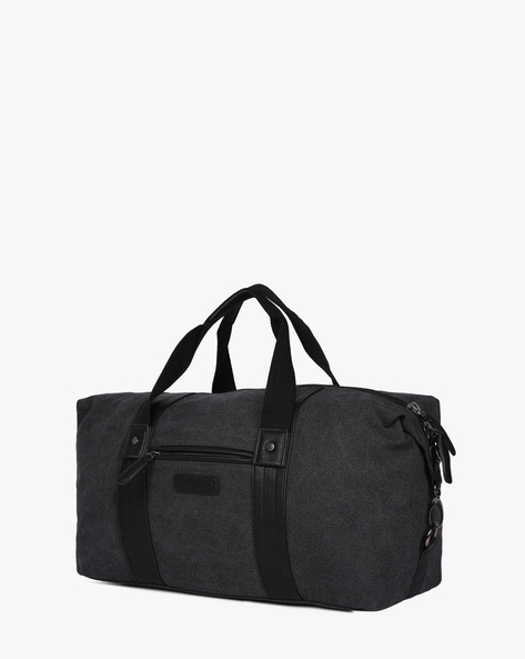 Canvas Laptop Duffle Bag By US POLO ( Grey )