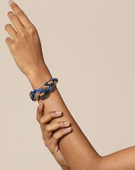 Multi-Layered Adjustable Bracelet By Project Eve ( Multi )