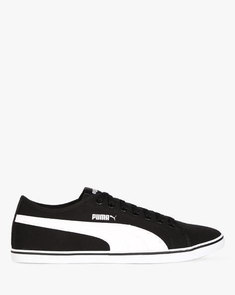 Elsu V2 CV Casual Shoes By Puma ( Black )