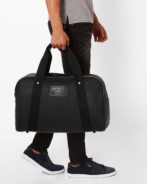 Original Grip Duffle Bag By Puma ( Black )