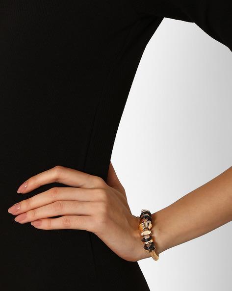 Statement Step Bracelet By Style Fiesta ( Multi )