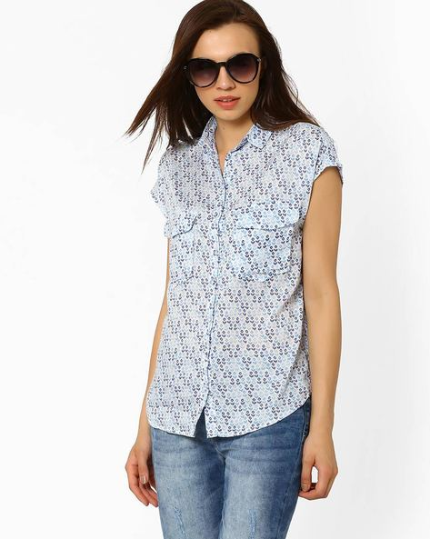 Printed Shirt By CHEMISTRY ( Multi )