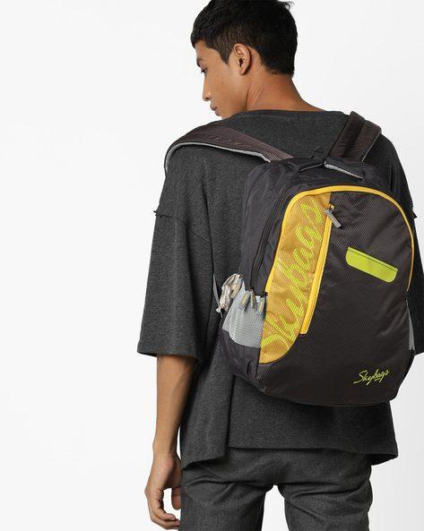 Footloose Printed Backpack By Skybags ( Brown )