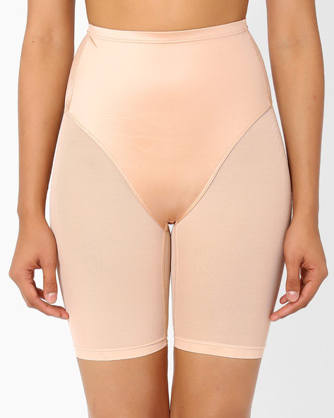 High-Rise Waist & Thigh Shaper By TRIUMPH ( Beige )