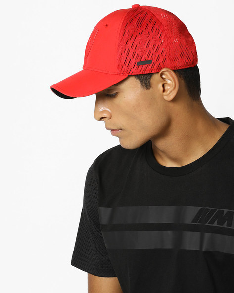Ferrari LS Scorpion Cap By Puma ( Red )