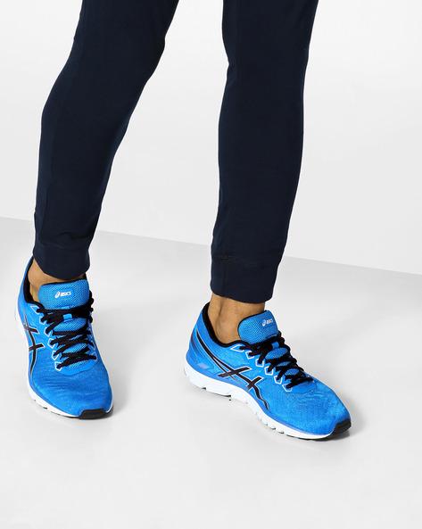 Gel-Zaraca 5 Lace-Up Sports Shoes By ASICS ( Blublkslv )