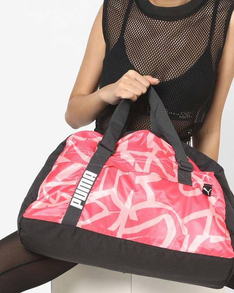 Printed Core Active Sports Bag By Puma ( Multi ) - 460188673001