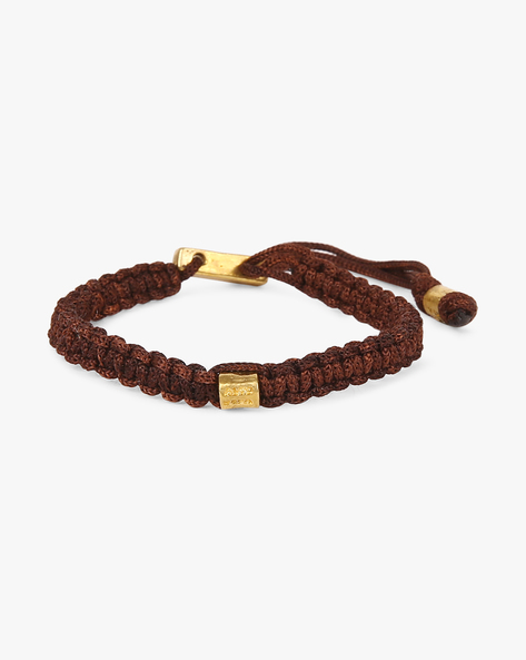 Elite Mini Bracelet By Alto Vida ( Brown )