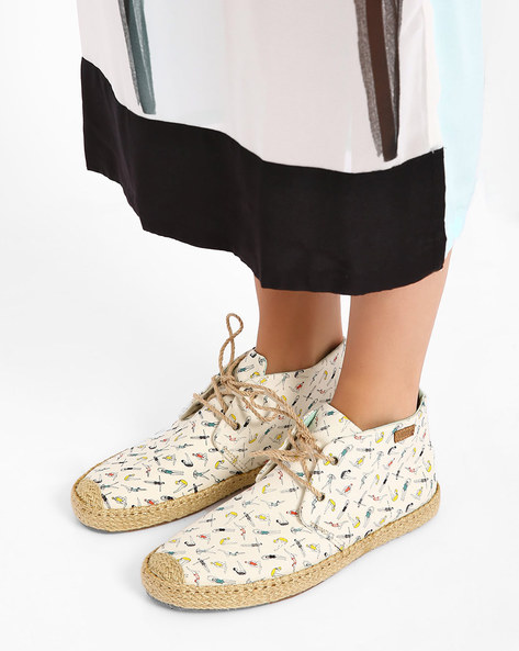 Slip-on Espadrille Shoes By Vans ( Multi )