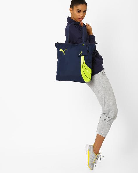 Fundamentals Shopper Tote Bag By Puma ( Navyblue )