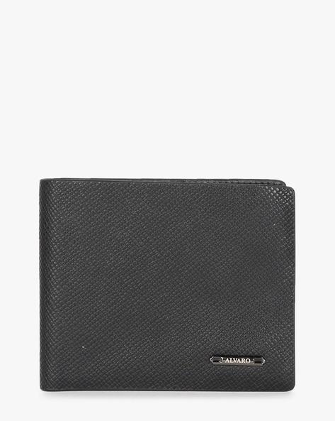 Genuine Leather Bi-Fold Wallet By ALVARO CASTAGNINO ( Brown ) - 460135682001